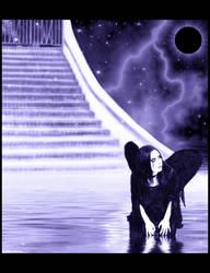 Kneeling In Tears by AshlieNelson