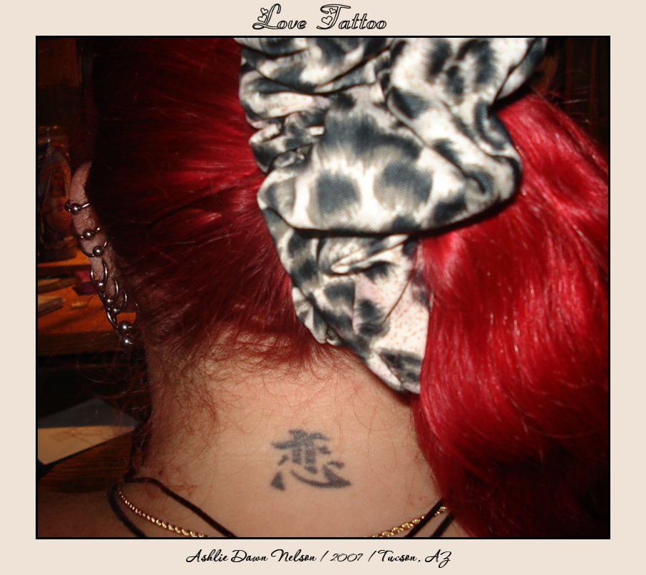 chinese tattoo symbols. Chinese tattoo symbols have