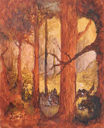 Goblins' Glen by mchobbeshrooms