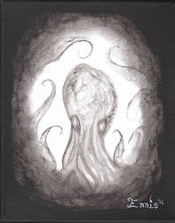 Ghostopus by mchobbeshrooms