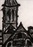 Oakwood's Church Tower