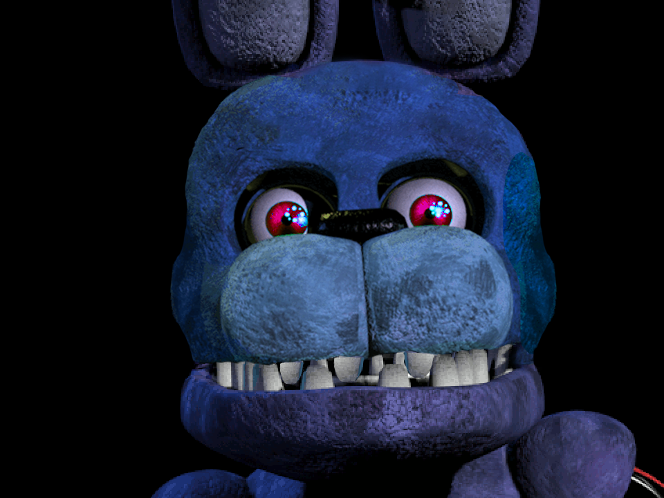 Five Nights At Freddy S 2 Old Bonnie With A Face By Nathanfazbear On Deviantart