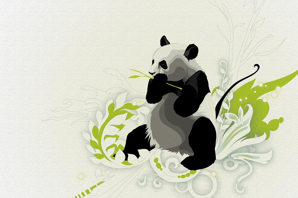 Pandamania by mirrku