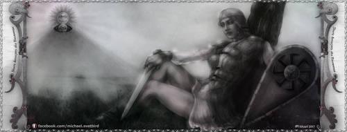 Michael Svetbird's Slavic Amazons aka Polyanitsi by svetbird1234