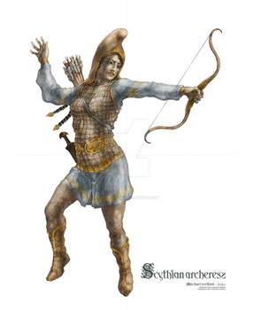 Scythian Archeress