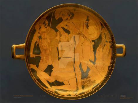 Penthesilea and Achilles