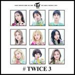 Twice - #TWICE3 Album Cover