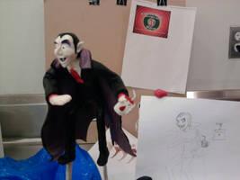Dracula by Speezi
