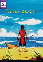 Tanuki Blade Cover 1 by Speezi