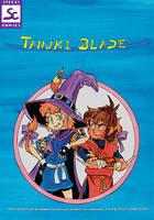 Tanuki Blade Cover 2