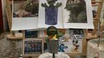 Oscar the Grouch sculpt