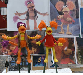 Fraggles by Speezi