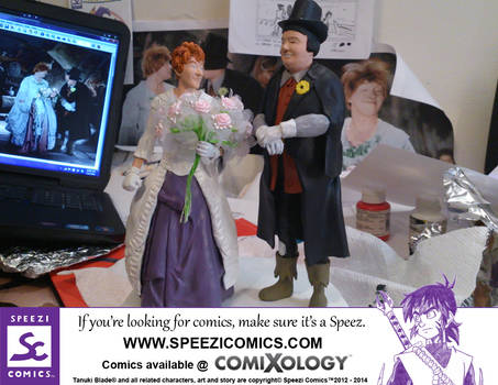 Laurel and Hardy Sculptures