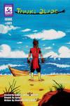 TANUKI BLADE ISSUE 001 - COVER