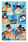 TANUKI BLADE ISSUE 001 - PAGE 3 OF 24