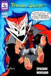 TANUKI BLADE ISSUE 003 - COVER