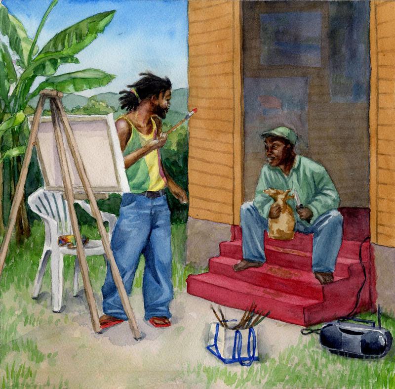 jamaican artist net worth