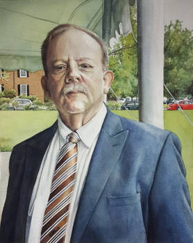 Portrait of a Pastor