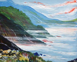 Big Sur by LauraHolArt