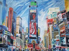 New York, New York by LauraHolArt