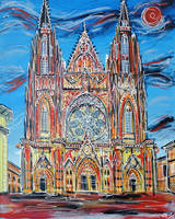 St Vitus Cathedral by LauraHolArt