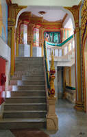 Wat Chalong by LauraHolArt