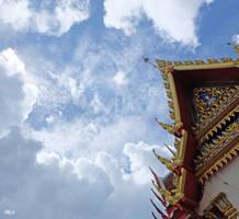 Karon Temple by LauraHolArt