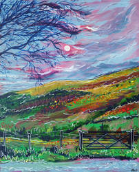 Brecon Beacons by LauraHolArt