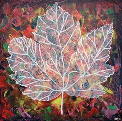 Leaf Tracery