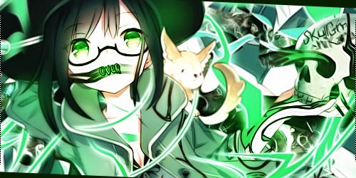 -Gars Le Riz - Gasai Akeno _signature____greenskullchikara_by_gasaiakeno-d9zvn0j