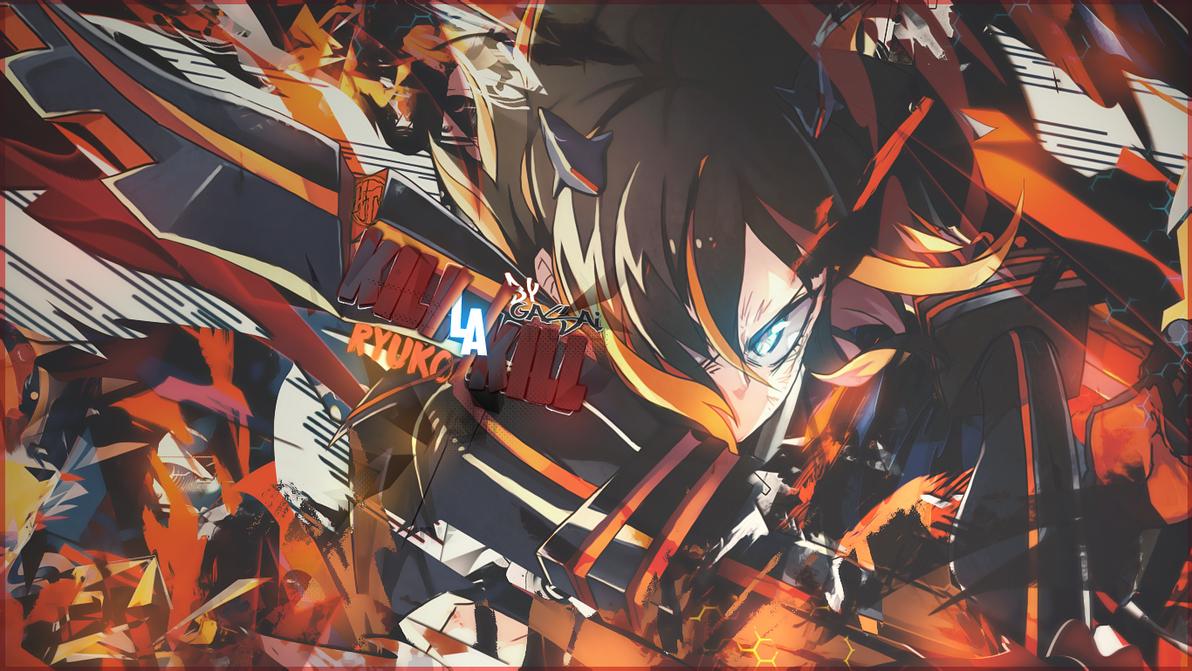 [Wallpaper] -KillLaKill- by GasaiAkeno