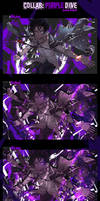 [Collab] -PurpleDive- with Shidou