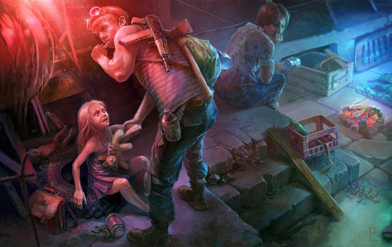 Fear (Metro 2033)