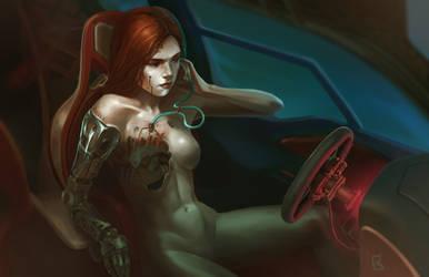 Cybertech by nothingsun
