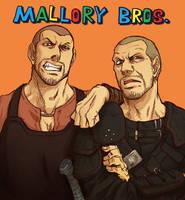 Mallory Bros. by chikashiro