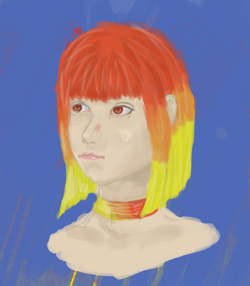 yellow by paulovicto