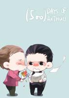500 days of arthur by edoya