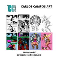 Work by carloscamposart