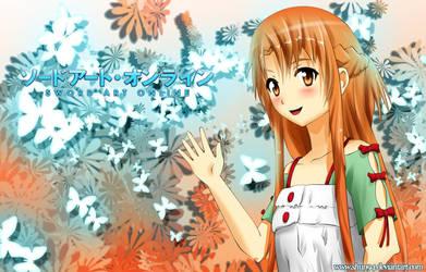 Asuna - Sword Art Online by Shun94