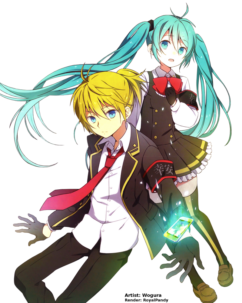 vocaloid rin and len relationship help