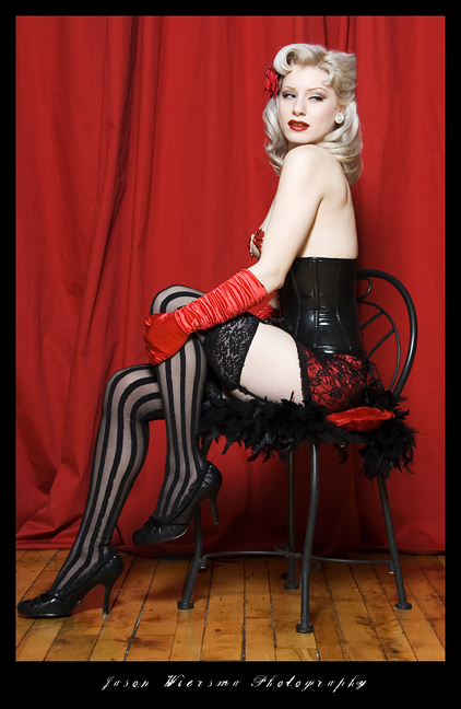 Jessie Von Zombie 3 by jayjayphoto
