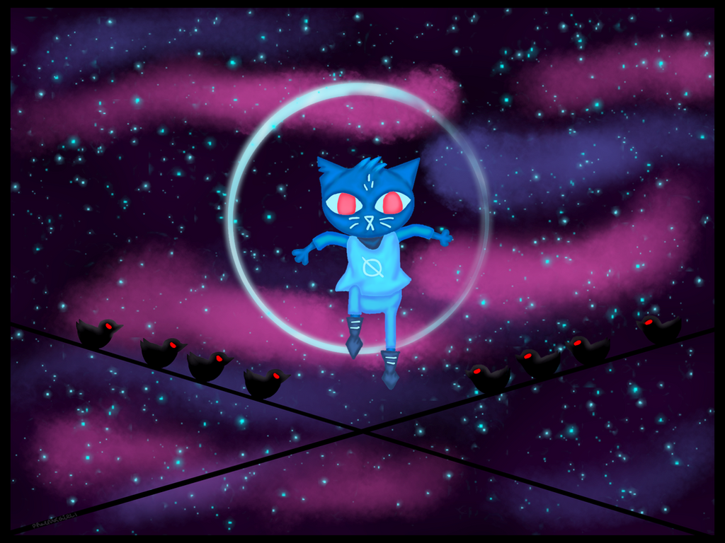 Night in the woods mae 39 s dream by phoenixgirl1 on deviantart - The hideout in the woods an artists dream ...