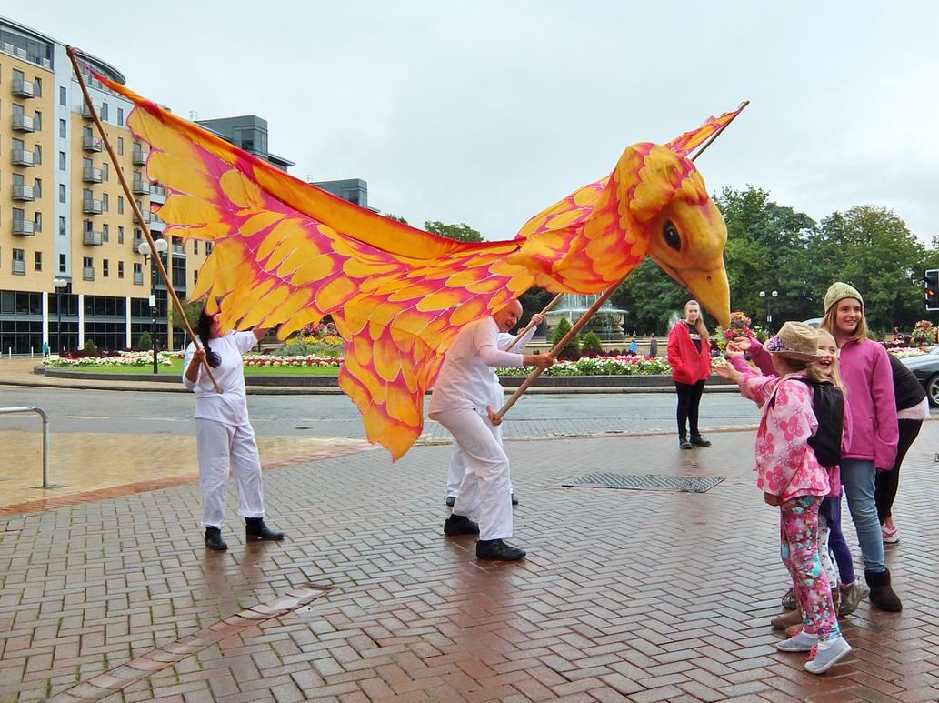 Freedom Festival, Hull 2014 by RoseSparrow