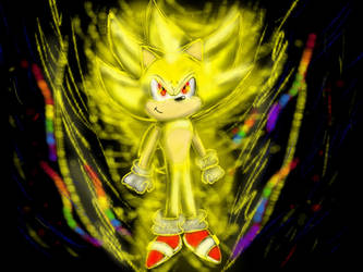 Super Sonic by Super-Sonic-Boom12