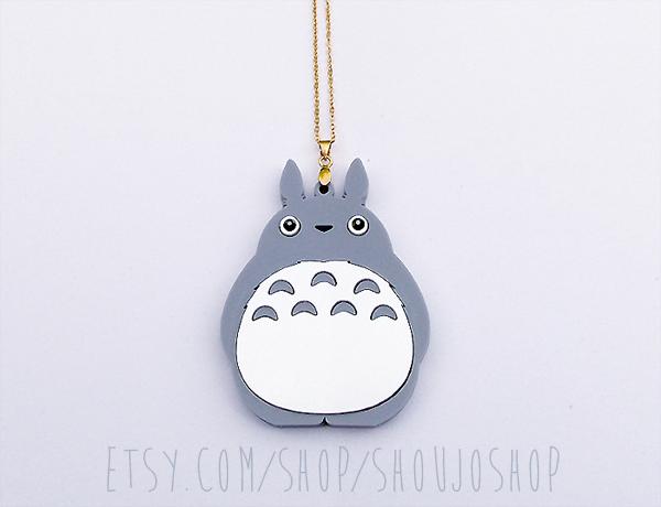 Newest Totoro 444 by ametyu