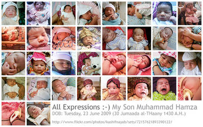 All Expressions of My Son
