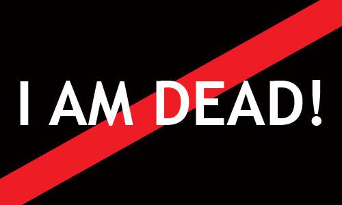 I AM DEAD by DrDuke