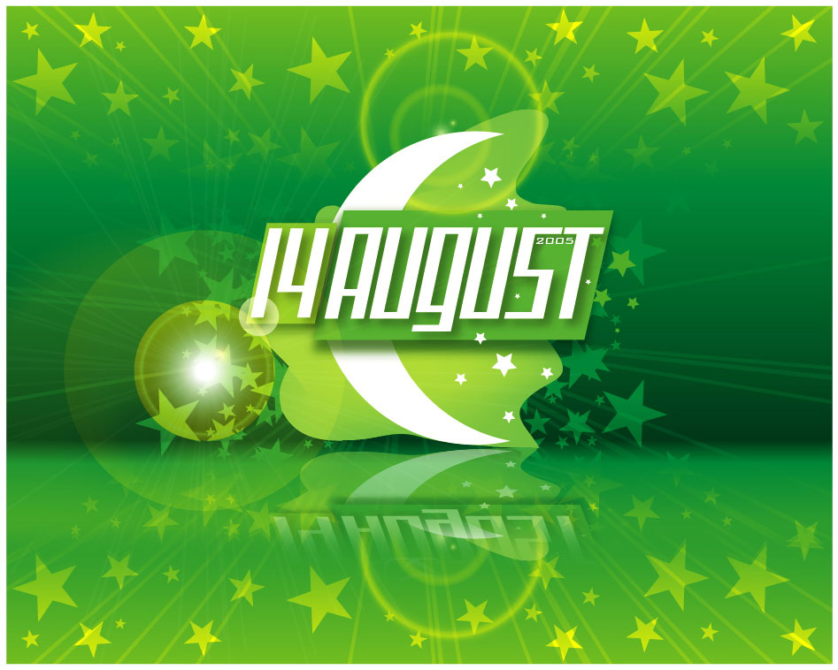 14th August - Independence Day