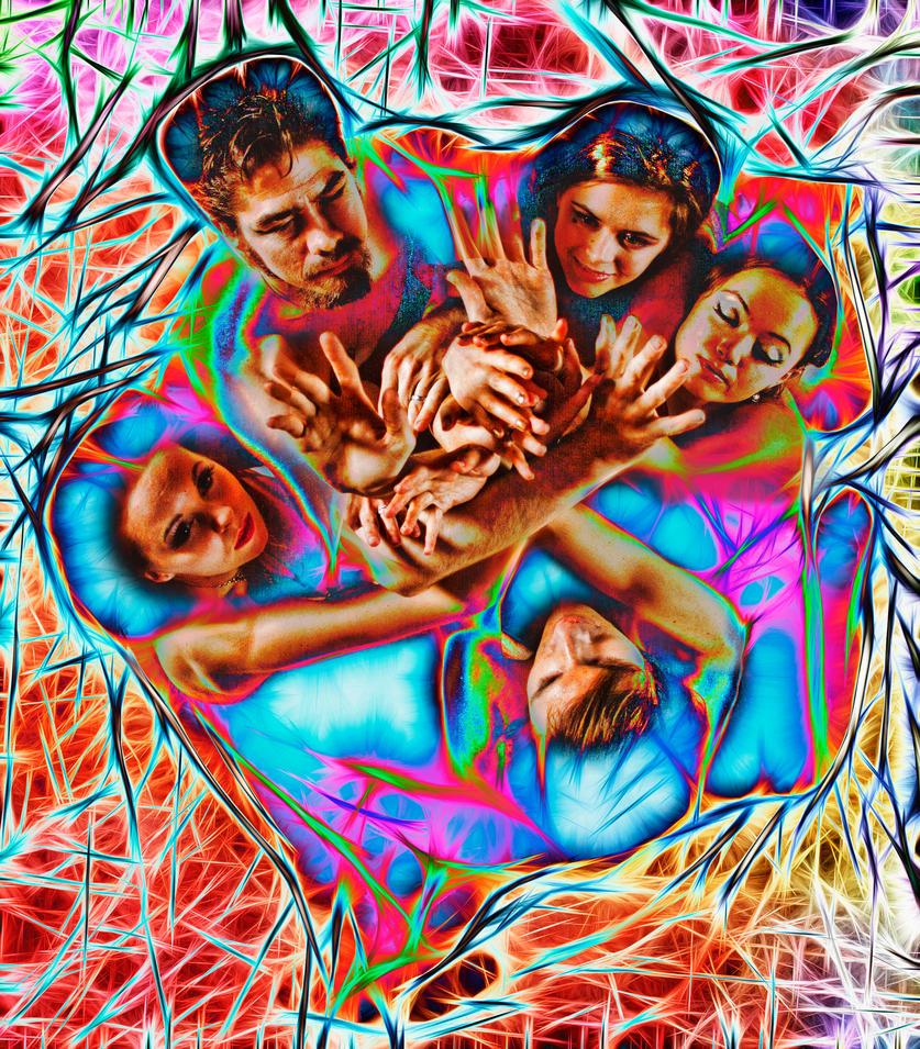 Kaleidoscope Unity by Wuss-Lee