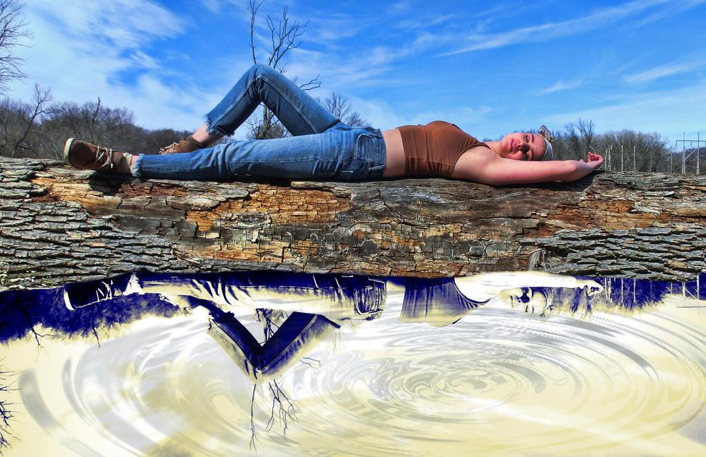 Wet Dreams by LeeHarwell